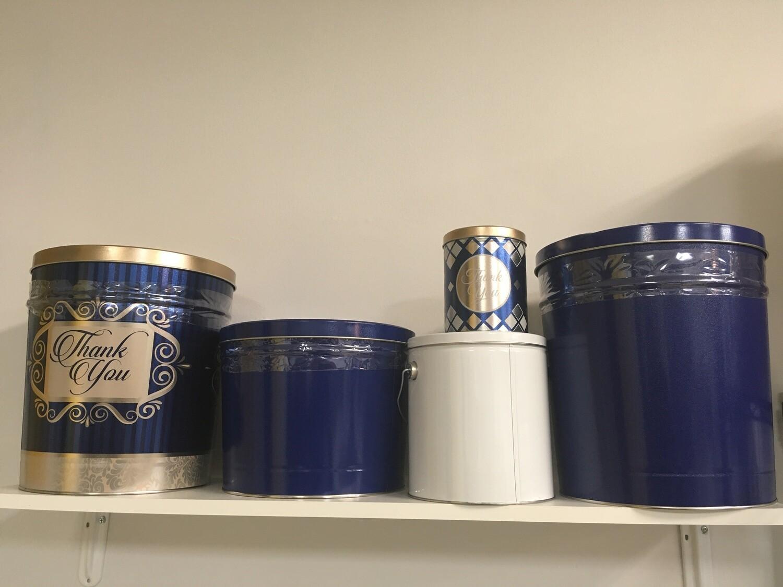 2 Gallon Choose Your Flavor Tin