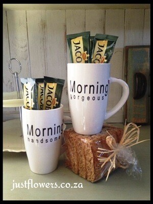 Morning Coffee & Rusks