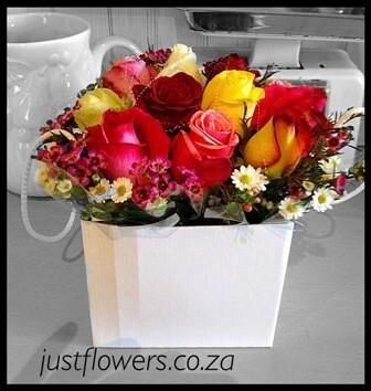 Box Roses
