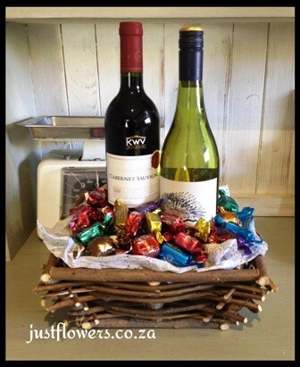Wine & Choc. Deliver Mon-Thu only