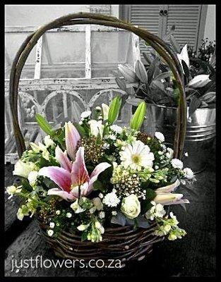 Sympathy Basket