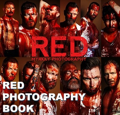 RED - Photography Book