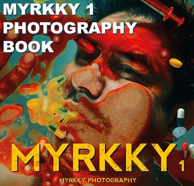 MYRKKY 1 - Photography Book