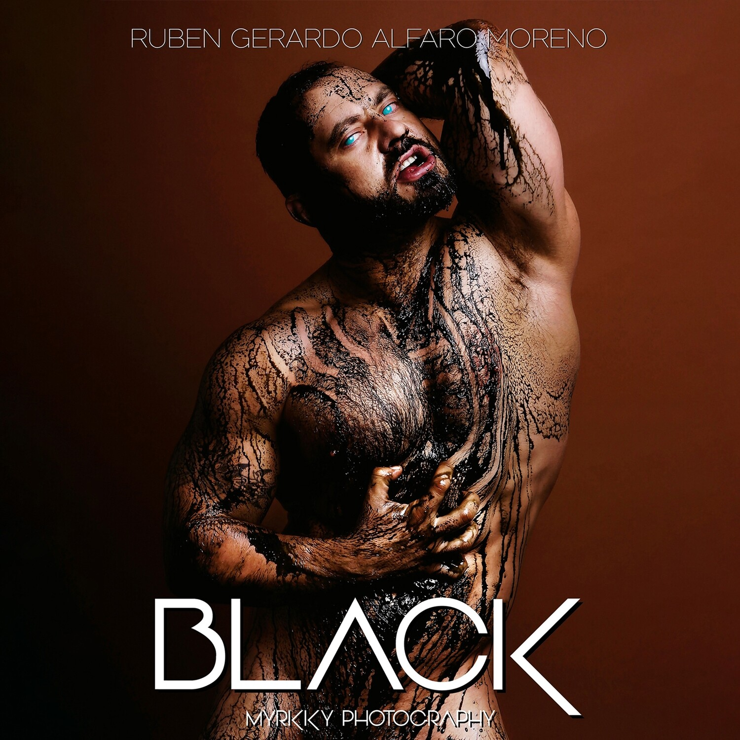 BLACK - Photography Book - HARDCOVER