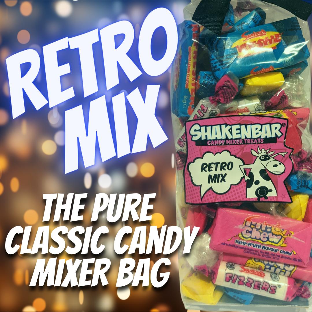 Retro Mixer Big Share bag