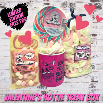 Valentine's Hottie Treat Box