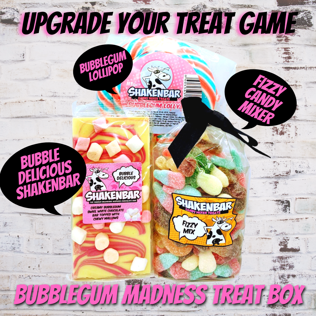 Bubblegum Madness Treat Box