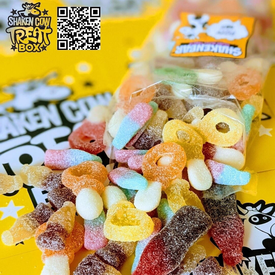 Fizzy Pick 'N' Mix Share bag