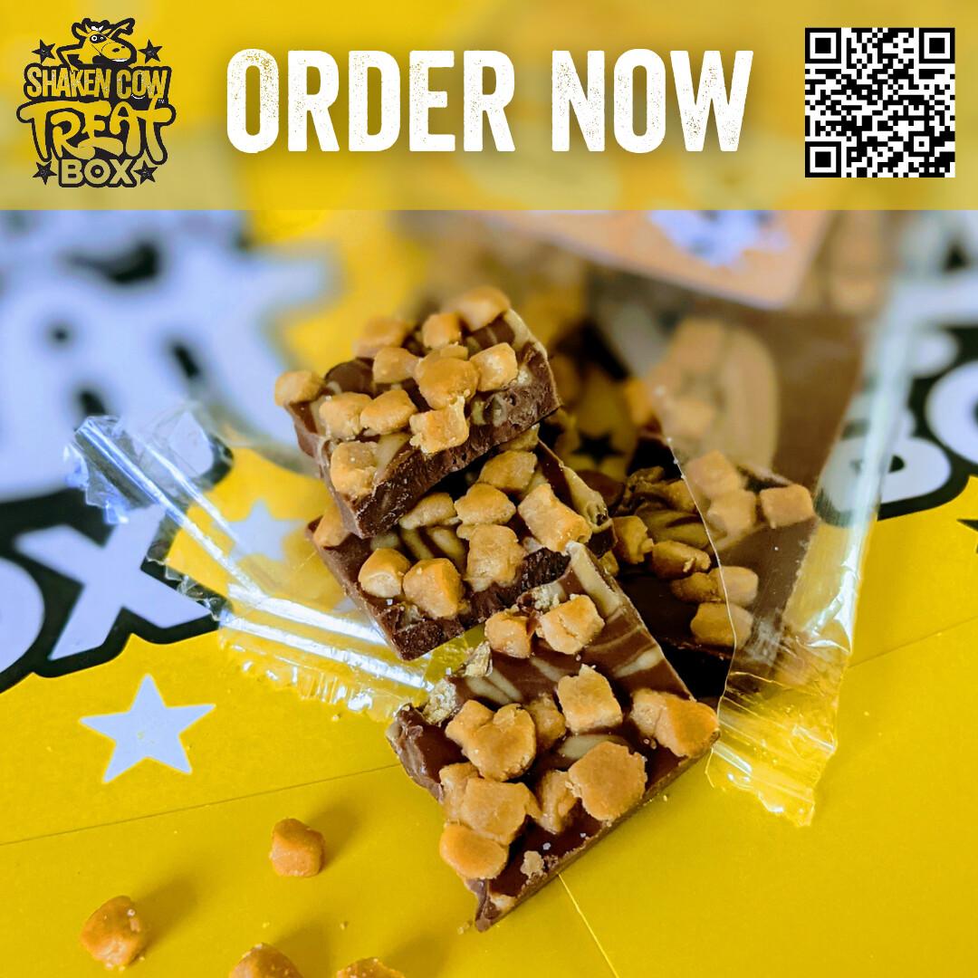 Caramel Overload Chocolate bar