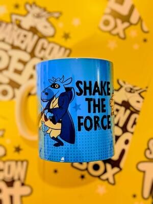 Shake the force Mug
