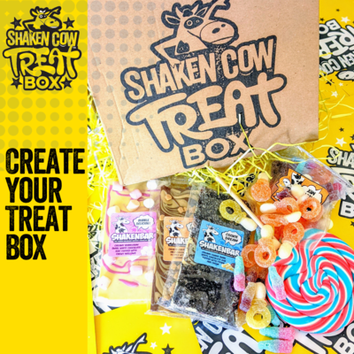 Create your own Family Treat Box