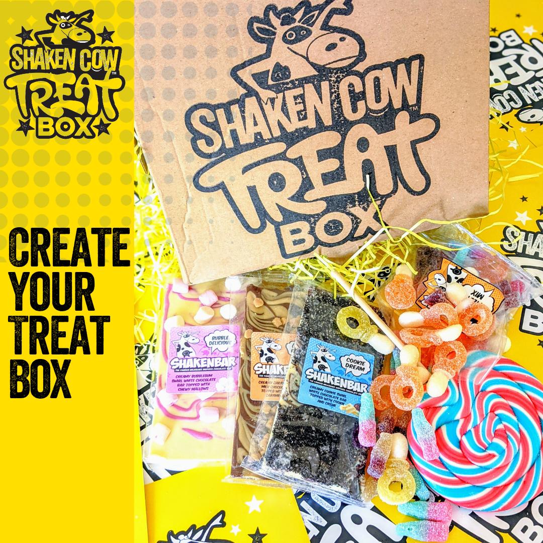 Create your own Mini Treat Box