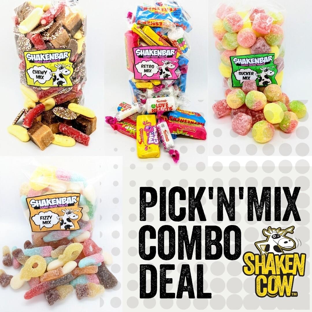 Pick 'N' Mix Combo Box