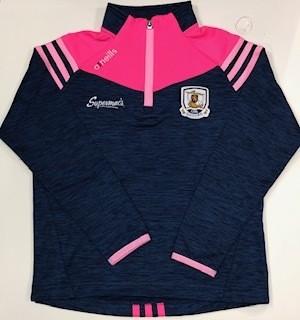 Galway GAA Ladies Half Zip - Adults