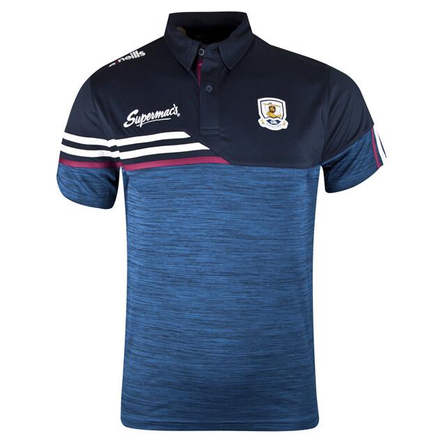 Galway GAA Polo Shirt - Adults