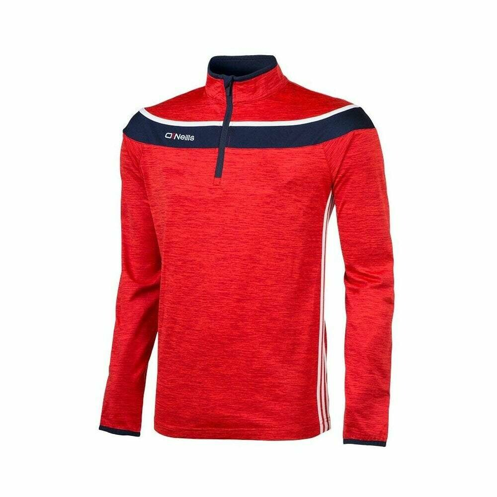 Clifden Slaney Half Zip - Adults