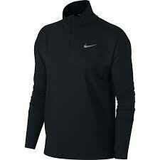 Nike Womens Elements HF Zip Top