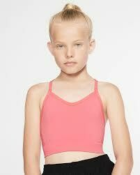 Nike Girls Seamless Sports Crop Top