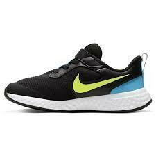 Nike Revolution - Black/Neon