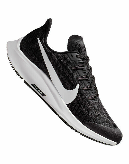 Nike Pegasus - Black/White