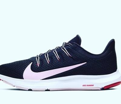 Nike Quest  - Black/Dusty Pink