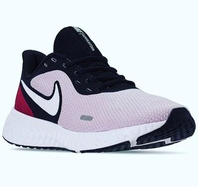 Nike Revolution - Black/Dusty Pink