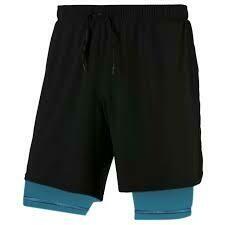 Pro Touch Allen Short - Black/Blue