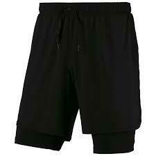 Pro Touch Allen Short - Black