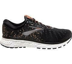 Brooks Glycerin Trainers - Grey/Coral/White