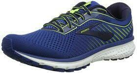Brooks Ghost 12 Trainers - Royal Blue