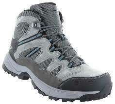 Hi Tec Bandera Lite WP Boots - Blue/Charcoal