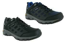 Hi Tec V-Lite Velocity Boot - Blk/Dk Grey