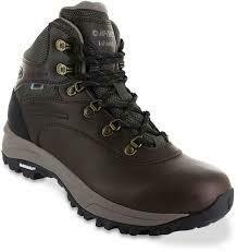 Hi Tec Altitude VI WP Boot - dark chocolate