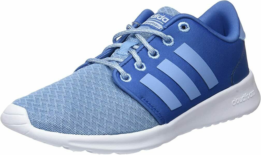 **SALE** Adidas QT Racer - Light Blue