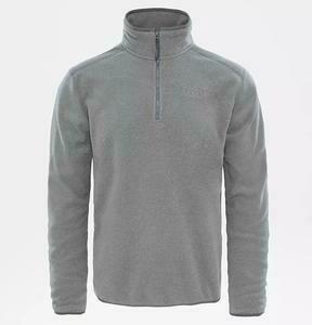 NF Glacier Half Zip Fleece - Grey