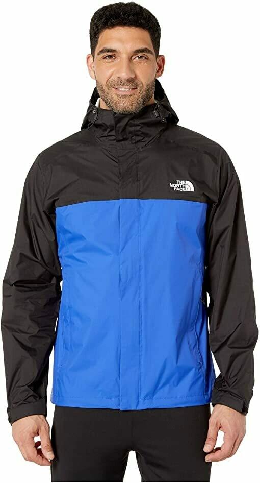 NF Venture Jacket - Blue/Black