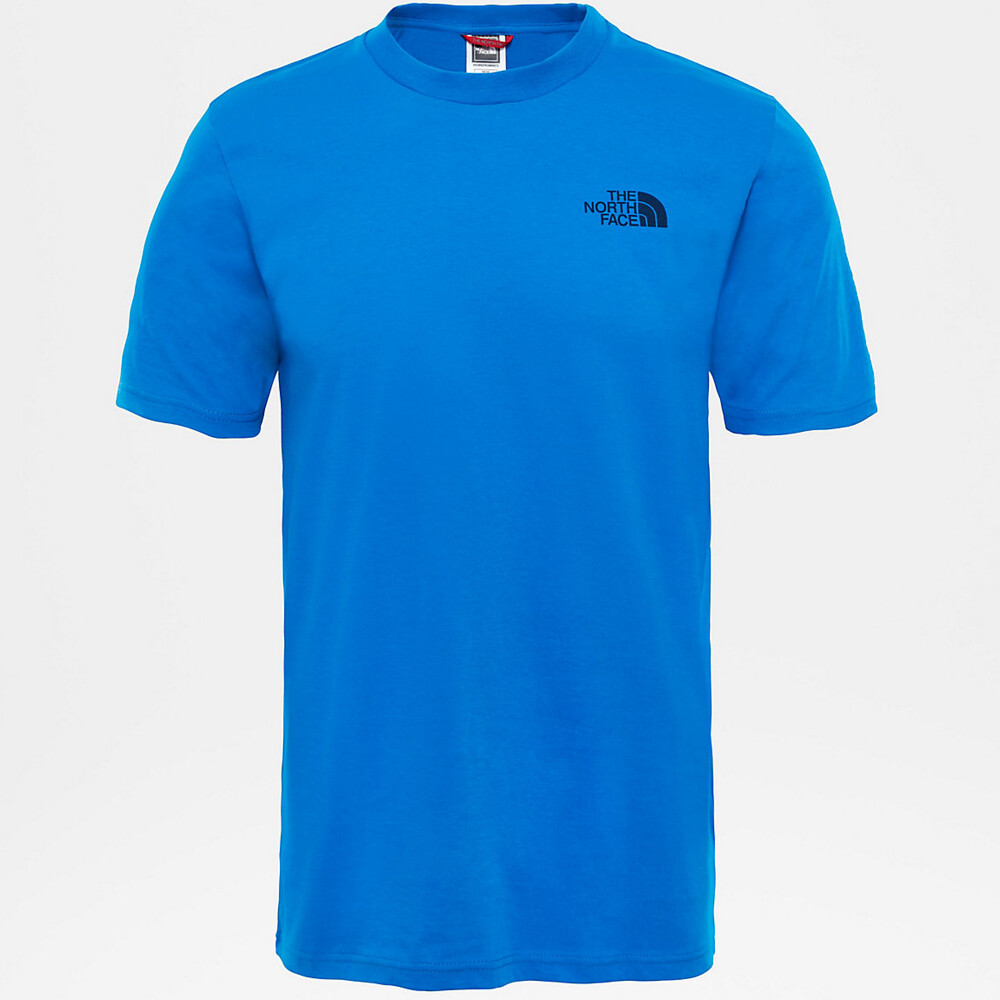 NF Simple Dome Tee - Blue
