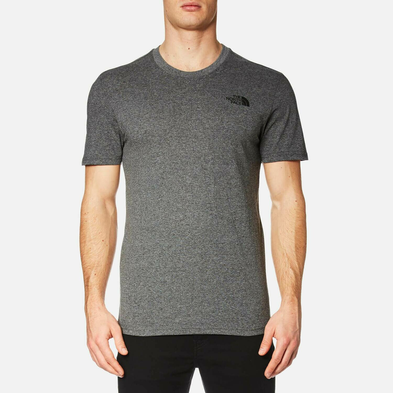 NF Simple Dome Tee - Grey