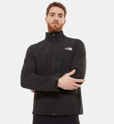 NF Tech Apex Jacket - Black