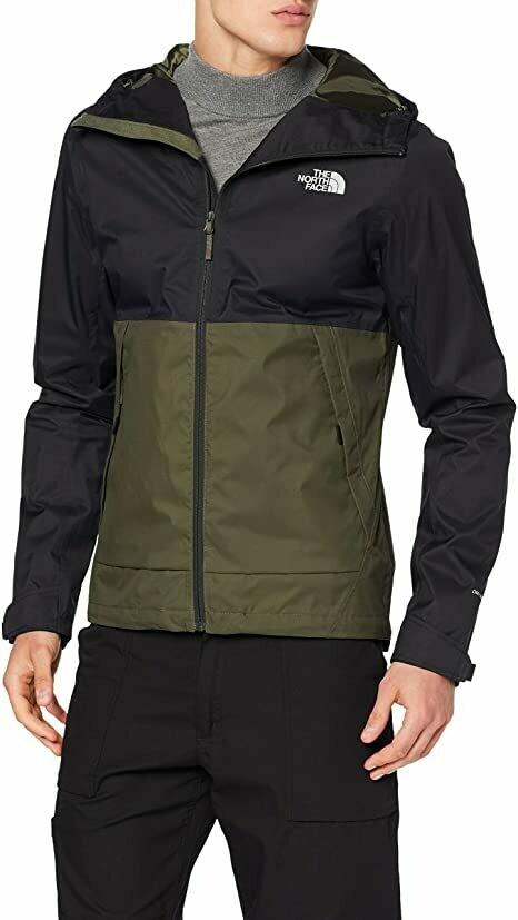 NF Millerton Jacket - Taupe/Black