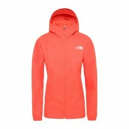 W NF Quest Jacket - Red