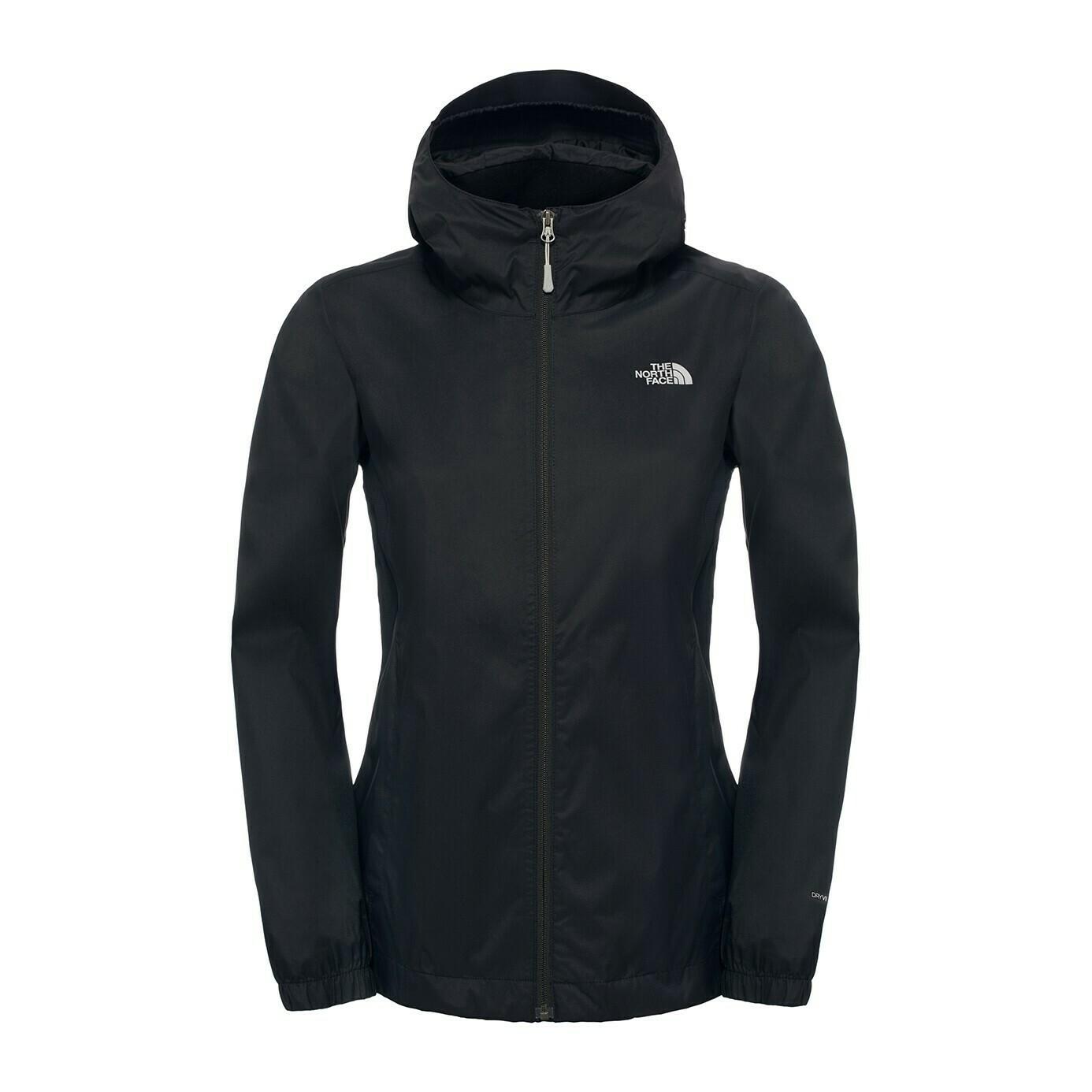 W NF Quest Jacket - Black