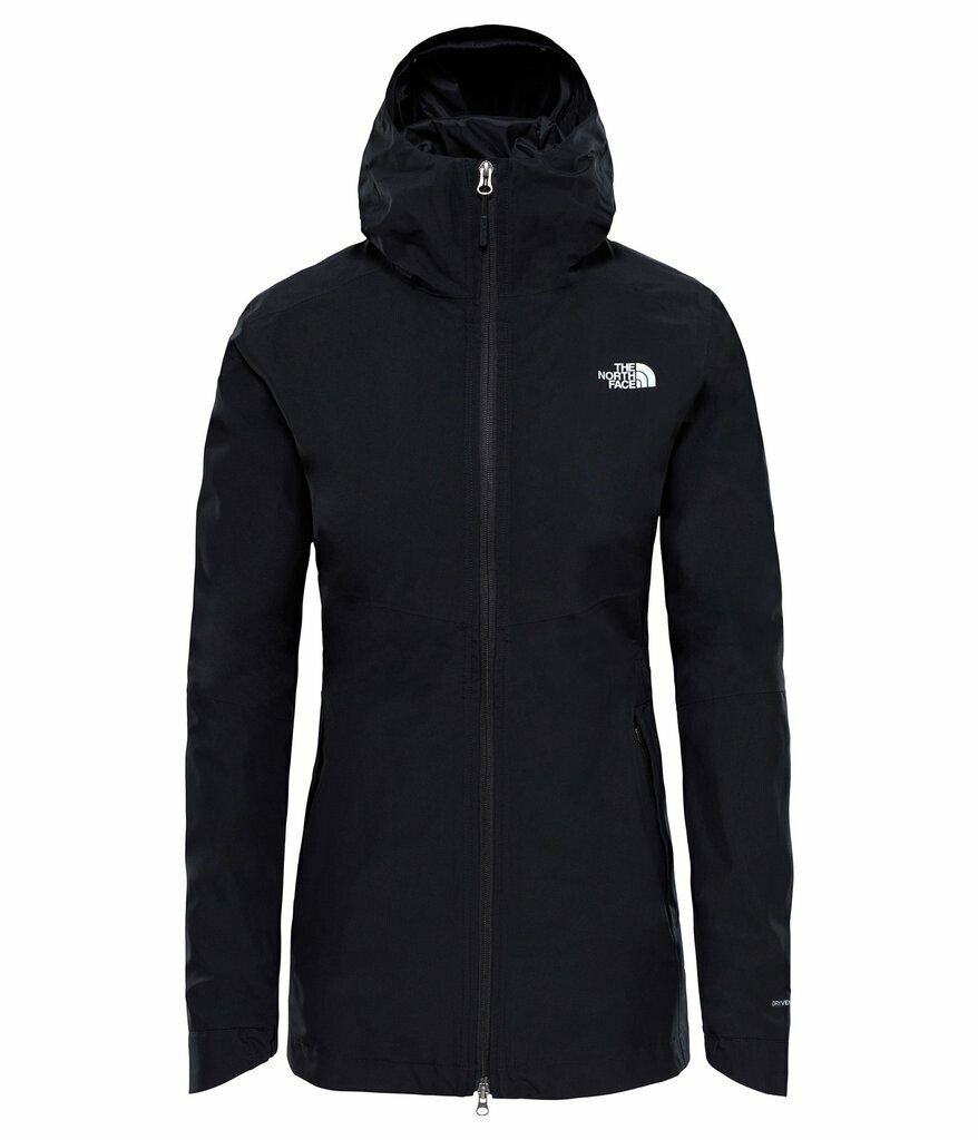 W NF Hikestellar Insulated Jacket - Black