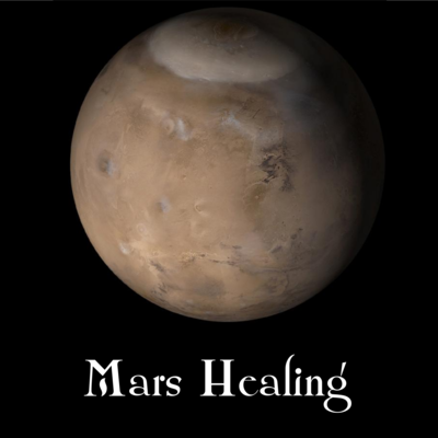 Mars Healing | Relaxing Planet Frequency Music | 144.72 Hz