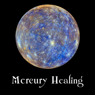Mercury Healing | Relaxing Planet Frequency Music | 141.27 Hz
