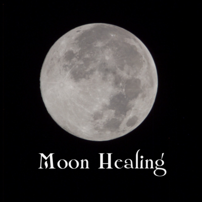 Moon Healing | Relaxing Space Music With Moon Frequency 210.42 Hz