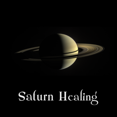Saturn Healing | Relaxing Space Music Planet Frequency | 147.85 Hz