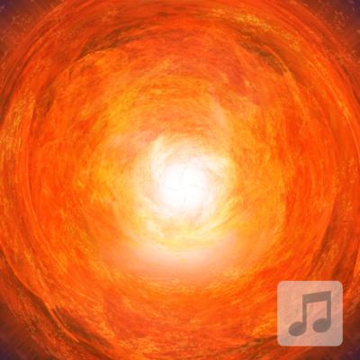 Sacral Chakra Note D | Svadhishthana | Healing Meditation Music