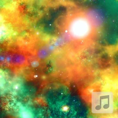 Cosmic Dreaming | Theta Wave | Deep Meditation Binaural Beats Music