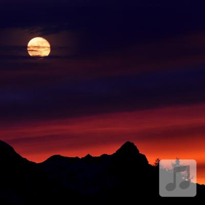 Delta Moon | Delta Wave Binaural Beats Music | Sleep, Deep Relaxation